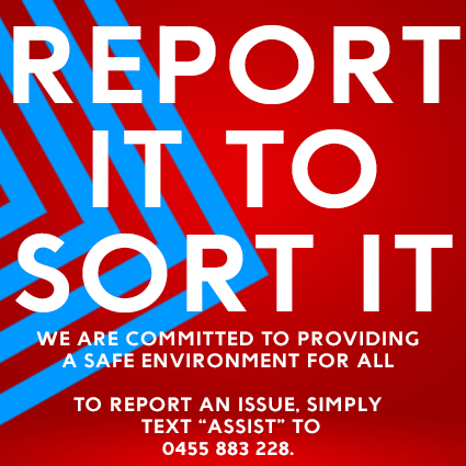 Report it to sort it