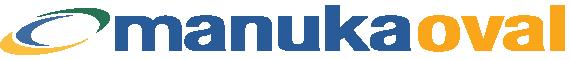 Manuka Oval logo