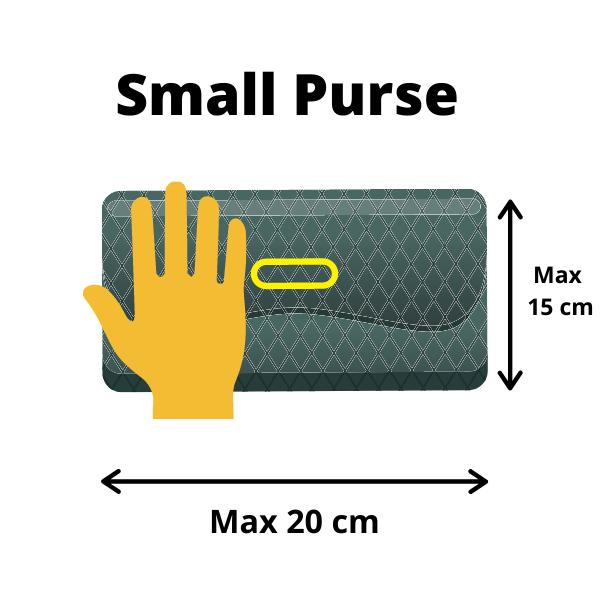 Small Purse 20cm x 15cm