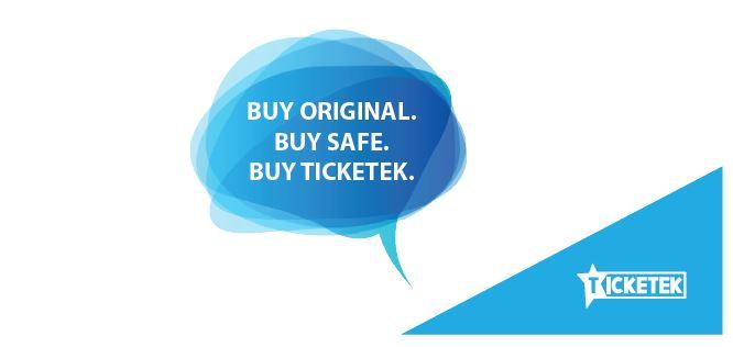 Ticketek - Buy Safe
